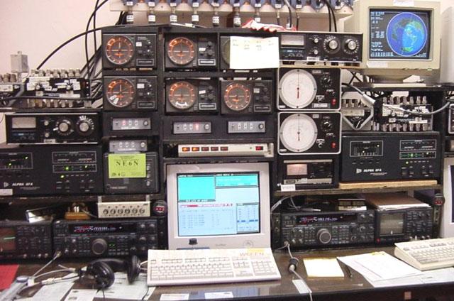 Amateur Radio Station Wb4omm: SJ2W Contest Station